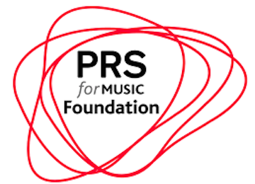 PRS for Music Foundation logo