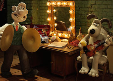 Wallace and Gromit, Aardman Animations